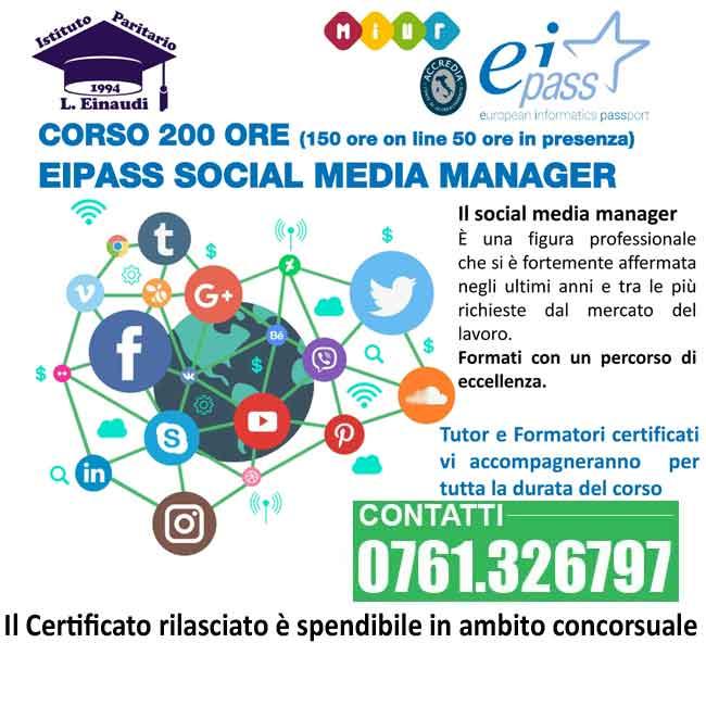 Istituto Paritario L. Einaudi