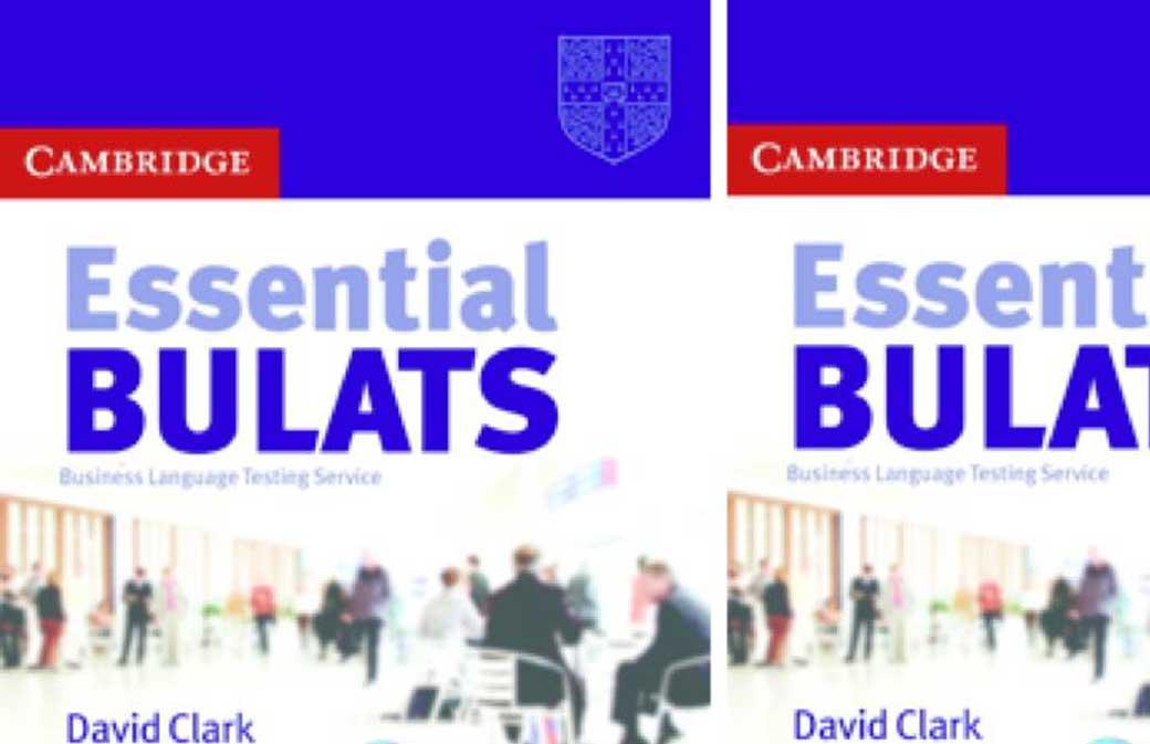 Certificazione Cambridge BULATS